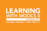 Learning With MOOCS II - 2015_thumbnail