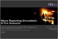 News Reporting Simulation