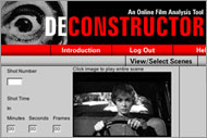 Deconstructor: An Online Film Analysis Tool