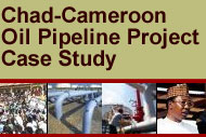 Chad-Cameroon Pipeline Project Case Study