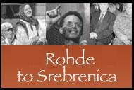 Rohde to Srebrenica