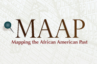 Mapping the African American Past