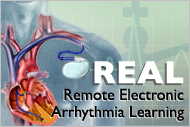 REAL: Remote Electronic Arrhythmia Learning