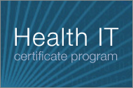Health Information Technology (HIT) Certificate Program