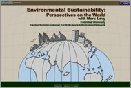 Environmental Sustainability: Perspectives on the World