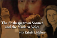 The Shakespearean Sonnet and the Modern Voice