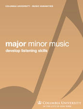 Major Minor Music iBook cover