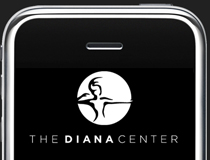 Diana Center iPhone App