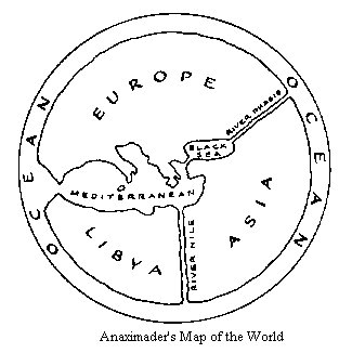 First World Map Anaximander Ch 4