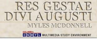 Res gestae divi augusti - Res gestae divi augusti pdf ...